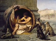 Diogenes id Tonne
